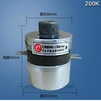 Buy cheap Light Weight High Power Ultrasonic Transducer 200K High Frequency product
