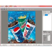 Buy cheap FLIP lenticular effect 3d lenticular software PSDTO3D101 Lenticular Software for 3d flip morph zoom animation effect product