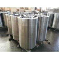 Buy cheap CNC Turning Forged Steel Rings With Chemical Composition Test from wholesalers