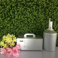 Buy cheap Silver Large Area Air Aroma Diffuser With 4l Oil Bottle For Hotel Lobby product