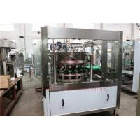 Buy cheap Soda Water Beverage Can Filling Machine With Water Purify System product