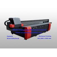 Buy cheap Wide Format Digital UV Glass Printing Machine With UV Curable Ink product