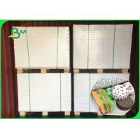 Buy cheap 29gsm - 38gsm FDA Approved Smooth Surface Oil Resistant Cupcake Holders Paper product