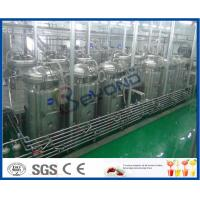 Buy cheap Soft Beverage Industry Cool Drinks Making Machine 5000 - 6000BPH ISO9001 / CE / SGS product