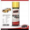 Buy cheap AEROPAK Metallic spray paint, all purpose auto acrylic resin paint from wholesalers