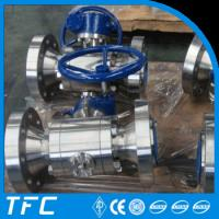 Buy cheap duplex steel reduced bore A182 F53 ball valve product