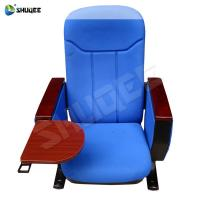 Buy cheap Cinema Theater Writing Pad Auditorium Chair from wholesalers