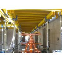 Buy cheap Shifting Trolley Slab Formwork Systems Hydraulic / Auto Lifting Lifting Type product