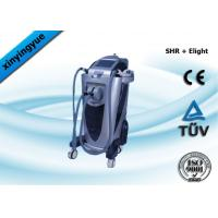 Buy cheap SHR E Light IPL Skin Rejuvenation Equipment Wrinkle Removal Machine With Two Handles product