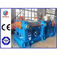 Buy cheap SGS Certificated Rubber Mixing Mill Machine 1000mm Roller Working Length product