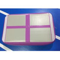 Buy cheap Mini Inflatable Air Block No Noise During Training Custom Logo / Designs product