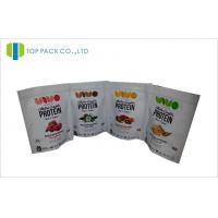 Buy cheap 1kg Stand Up Healthy Food Protein Powder Bag In Different Flavor product