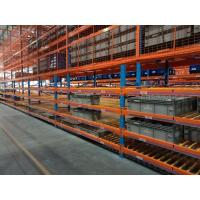 Buy cheap Spray Painting Warehouse Racking System Heavy Duty Q235 Steel Conventional Standard product