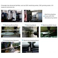 plastic pellet Polymer compounding parallel co-rotating twin screw extruder