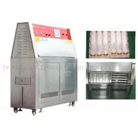 Buy cheap Simulated Climate UV Aging Test Chamber Electric Driven Humidity Range 10% - 95% product