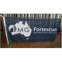 Buy cheap Rectangle Fabric Flag Banners Outdoors Marketing Flags For Advertising product