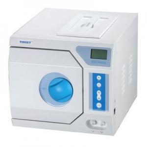 Buy cheap Dental autoclave,steam sterlizer,Dental sterlizer autoclave CLASS N STE-18L-A product