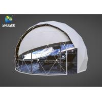 Buy cheap Shopping Mall Full Dome Projection Cinema With 14 Chairs Large Capacity 96 from wholesalers