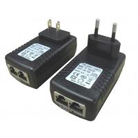 Buy cheap Over Voltage Protection 12W 12V 1A AU Poe Power Adapter Poe Injector UL / CE product