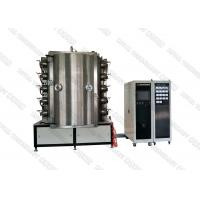 Buy cheap Wear Resistance Glass Coating Machine / PVD Plating Machine For Jewelry product