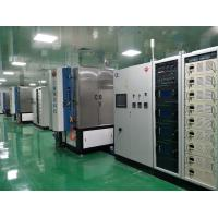 Buy cheap DPC Ceramic Innovative Custom PVD Machine PCB Copper Plating Machine DC Pulsed / MF Magnetron Sputtering product