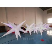 Buy cheap 1m 1.5m 2m LED Bright Inflatable Lighting Decoration With 2 Years Warranty product