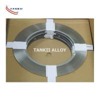 Buy cheap Ni200 Ni201 Pure Nickel Strip/ Foil for Electric Battery Application from wholesalers