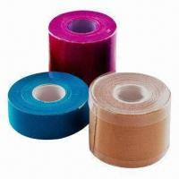 Buy cheap Kinesio Tapes, Used by Sports Doctors for Muscle and Joint Pain product