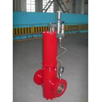 Buy cheap Surface API Safety Valve With Control Sensing System, 200psi - 1500psi product