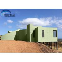 Buy cheap Customized Design Modern Style Building light Steel Structure Prefab luxury or low cost Villas With Kitchen product