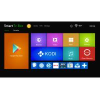 Quality Malaysia IPTV Amlogic S905X kodi16.0 android 6.0 Smart 4K android TV Box X96 1g for sale