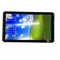Quality Slim 24 inch USB Pro Capacitive Touch Screen Hdmi RGB LVDS Display for sale