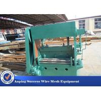 Buy cheap Sheet Mesh Expanded Metal Machine Equipment For Steel Sheet Electric System product