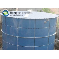Buy cheap Multipurpose Bolted Steel Tanks For Waste Water Treatment Plant product