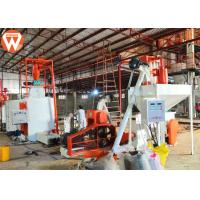 Buy cheap Aqua Floating Fish Feed Production Line Fish Feed Extruder Screw Plant product
