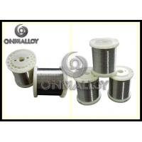 Quality CuNi2 / CuNi6 / CuNi10 Copper Based Alloys 25% Elongation High Resistance Wire for sale
