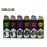 Buy cheap Various Flavor Vape E Liquid Smooth Taste 50ml 99.9% Nicotine Level product