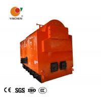 Buy cheap Industrial Biomass Fired Steam Boiler 6 Ton 8 Ton 10 Ton Conveyor Feeding Mode product
