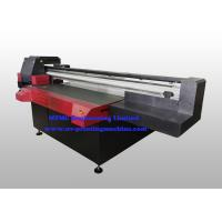 Buy cheap Industrial Flatbed Digital Printing Machine With Varnish Printing Ricoh Gen5 product