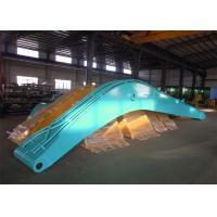 High Extension Kobelco SK260 Excavator Long Boom With CE Approved