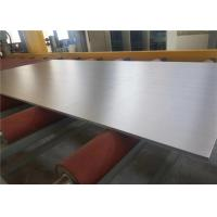 Buy cheap Customized Size Aluminum Alloy Plate For Automotive Aerospace Marine product