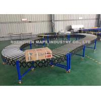 Quality Unloading Automated Conveyor Systems , Flexible Warehouse Conveyor Systems for sale