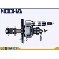 Buy cheap High Efficiency Tube Cutting And Chamfering Machine With Air Driven product