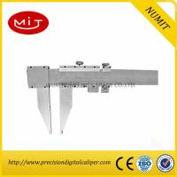 Buy cheap Large Carbon Steel 0-2500mm Manual Caliper Precision Measuring Instruments product