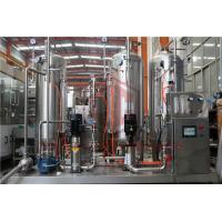 Buy cheap Pet Bottle Carbonated Drink Production Line product
