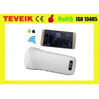 Buy cheap New Handheld Wireless Wifi Ultrasound Transducer Scanner, best quality wireless wifi ultrasound machine for home product