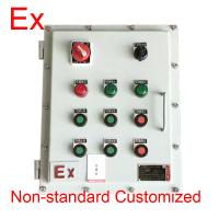 Buy cheap Chemical Industry Explosion Proof Distribution Box , Low Voltage Flame Proof Panel product