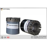 Buy cheap Wireline Diamond Core Drill Bit With Forging Processing abrasion Resistance product