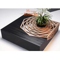 Buy cheap Coffee Table - Star Hotel Lobby Furniture with Modern Wooden Sofa Sets product