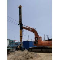 Quality TYSIM KM260 Excavator Telescopic Clamshell Boom for Extending Construction Radius and Vertical Depth for sale
